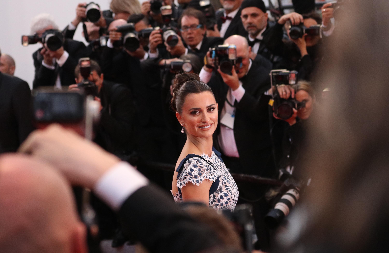 Cannes 2019: Penelope Cruz sul red carpet di Dolor y Gloria