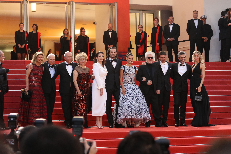 Cannes 2019: Il cast sul red carpet di Dolor y Gloria