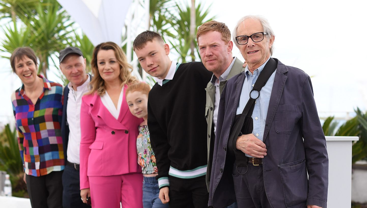 Sorry We Missed You: Ken Loach e il cast a Cannes 2019