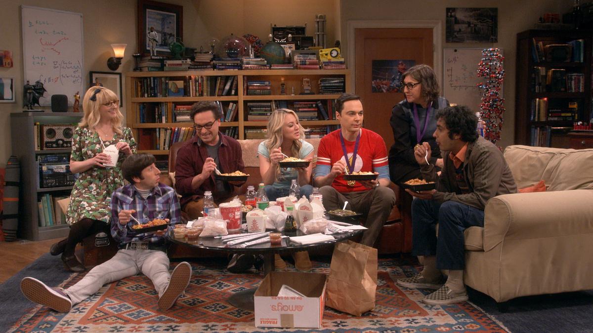The Big Bang Theory: la gang al completo nel finale di serie