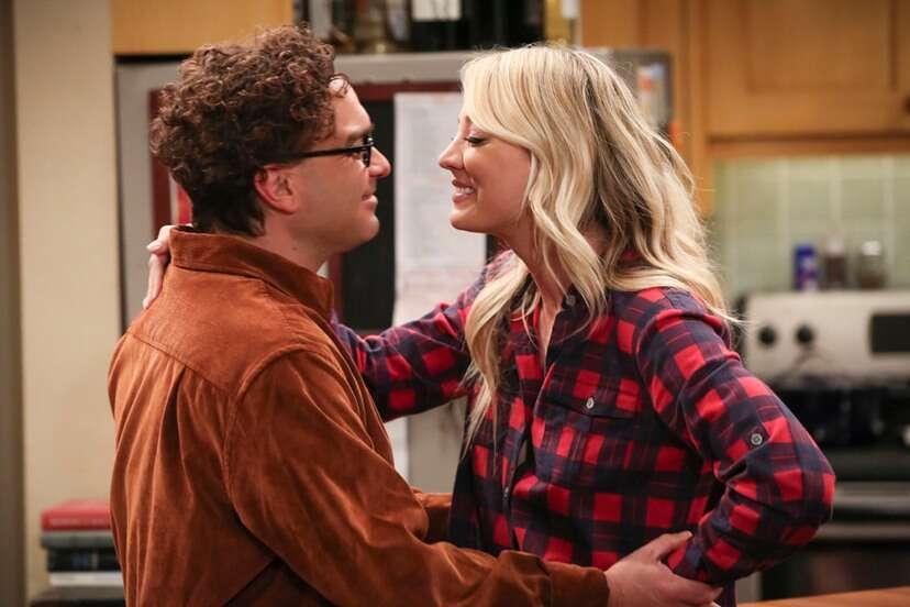 Leonard e Penny dating ver incontri ciechi online