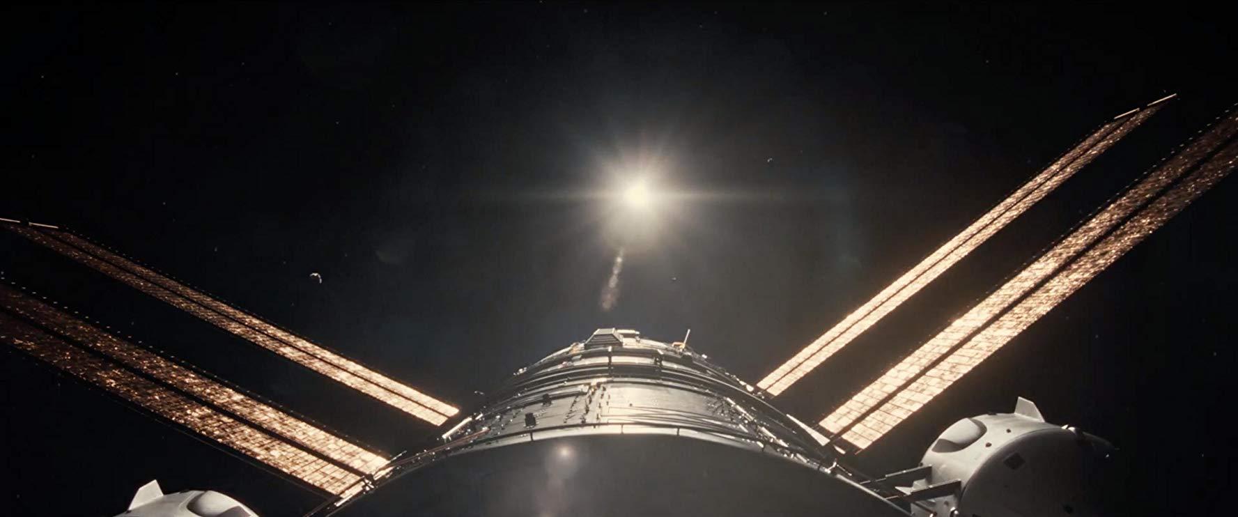 Ad Astra: un'immagine del film