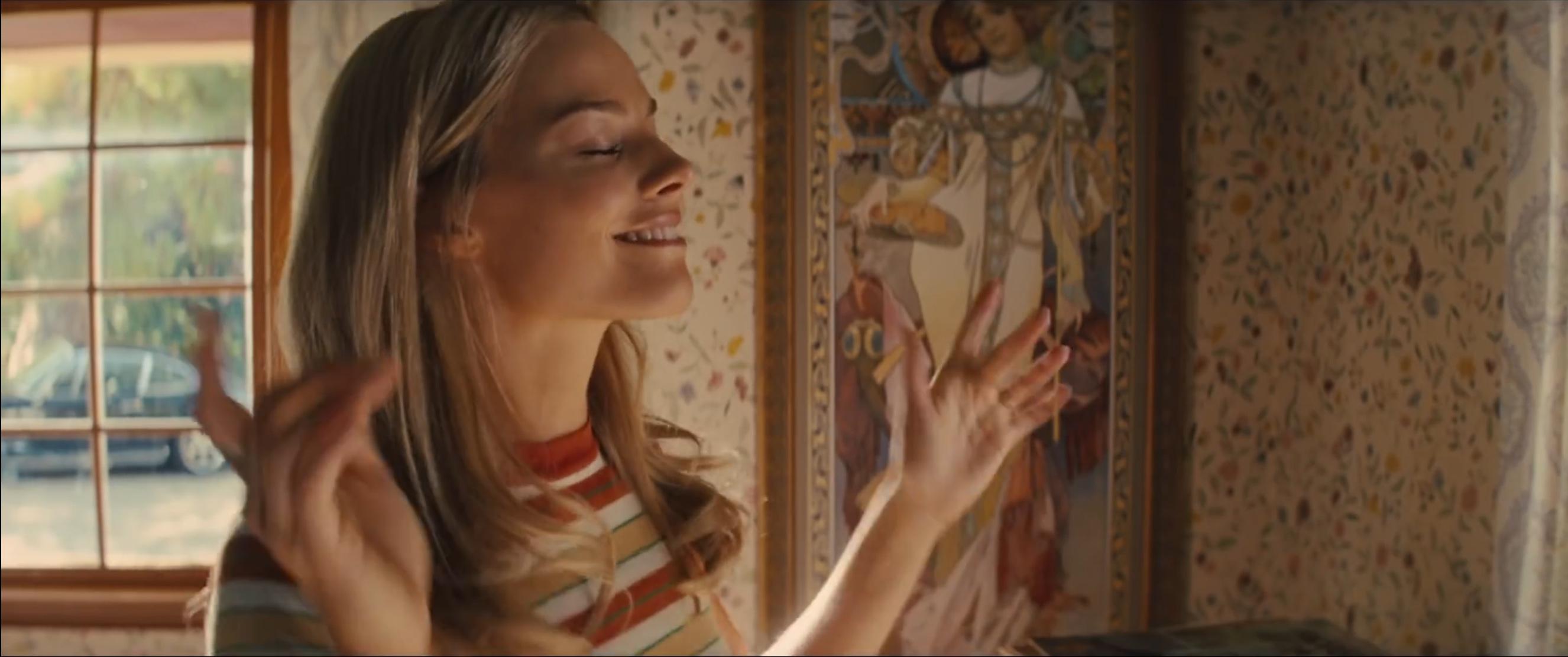C'era una volta a... Hollywood: Margot Robbie in  un'immagine del teaser trailer
