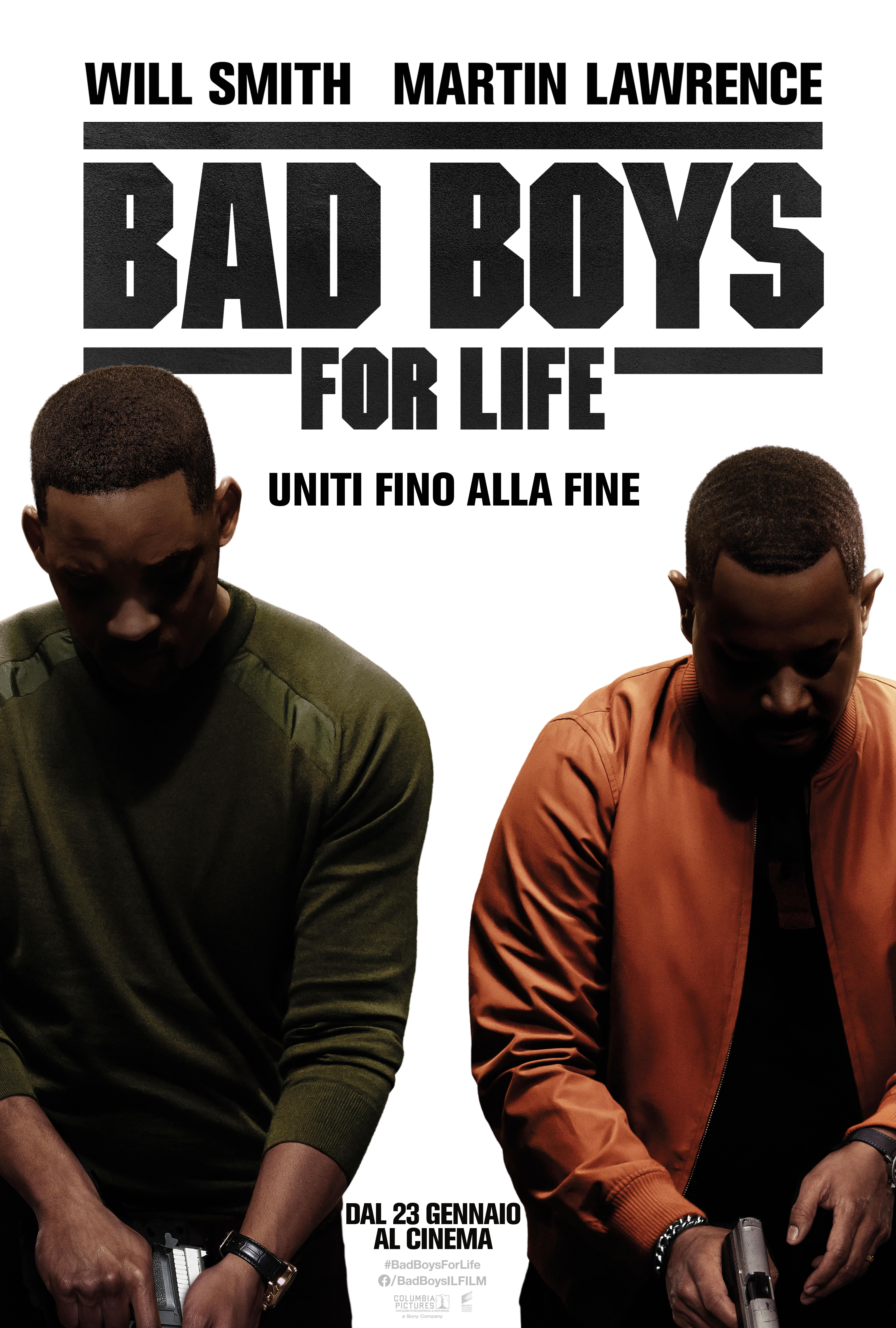 Locandina di Bad Boys for Life