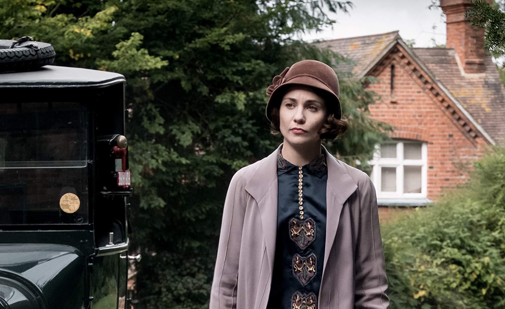 Downton Abbey: Tuppence Middleton in una scena del film