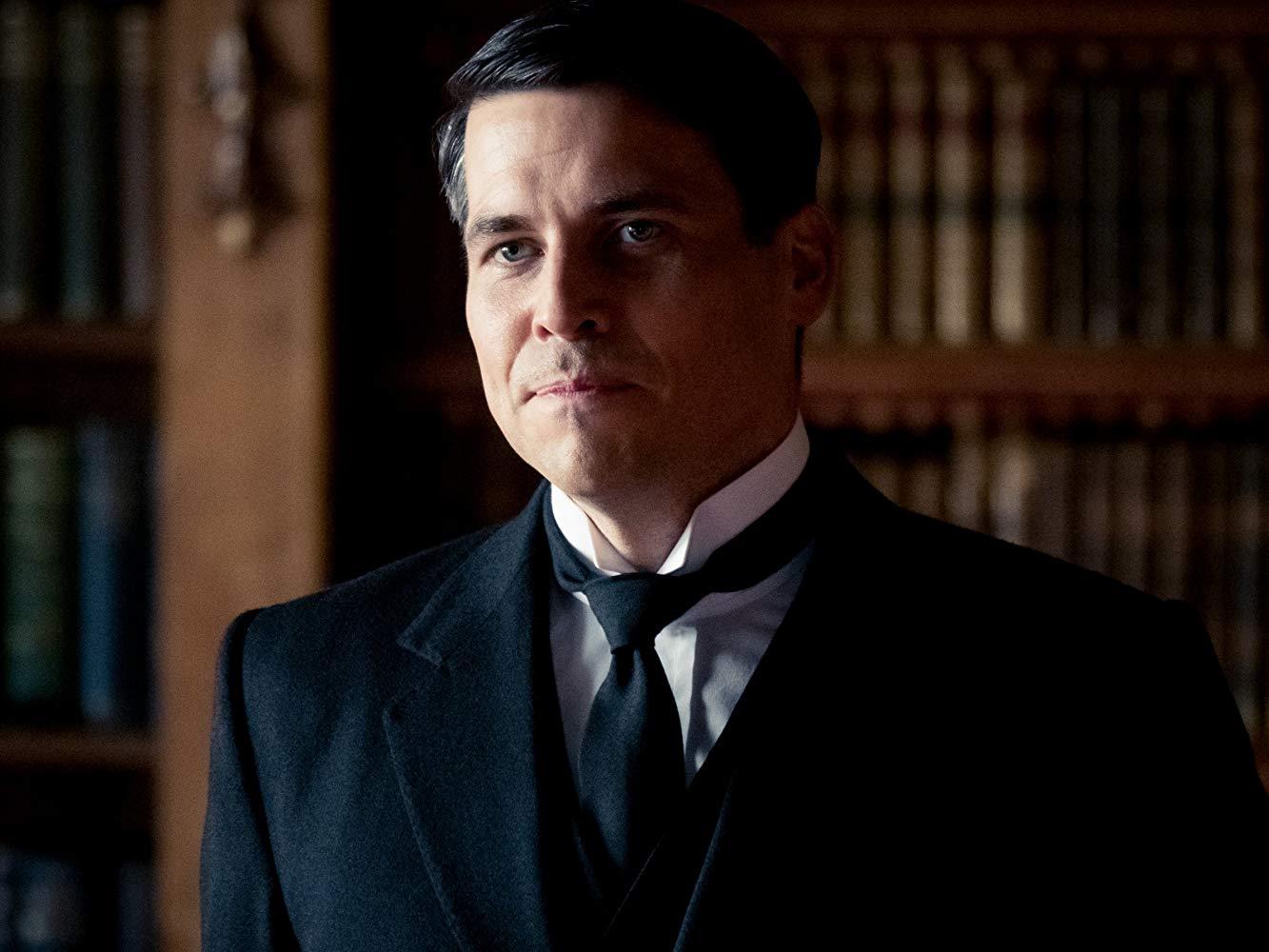 Downton Abbey: Robert James-Collier in una scena del film