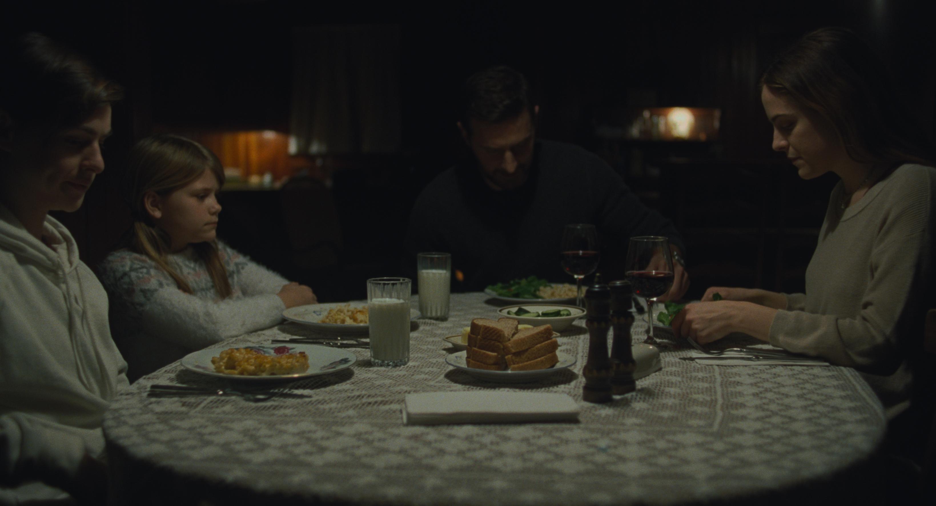 The Lodge: un momento del film