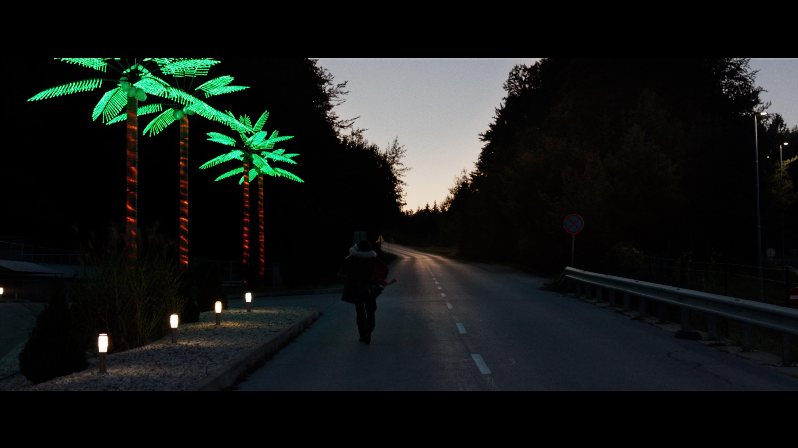 Paradise - Una nuova vita: una scena del film