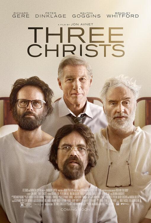 Locandina di Three Christs