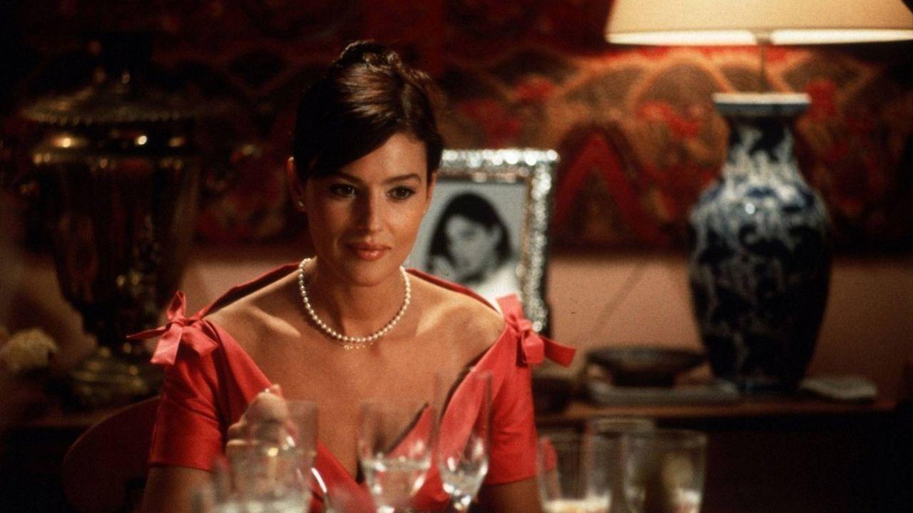 L'ultimo Capodanno: Monica Bellucci in una scena