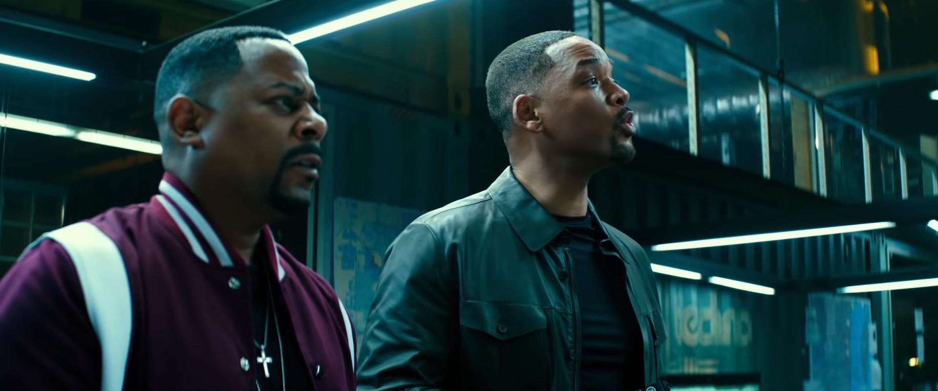 Bad Boys for Life: Will Smith e Martin Lawrence in una scena