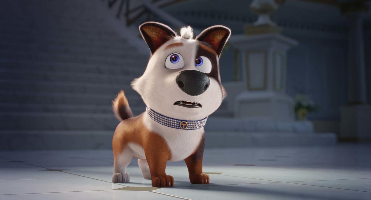 Tappo - Cucciolo in un mare di guai: una scena del film animato