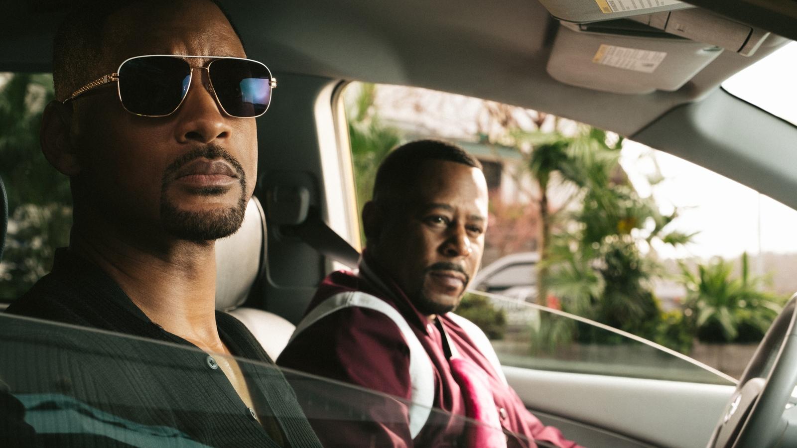Bad Boys For Life: Will Smith, Martin Lawrence durante una scena