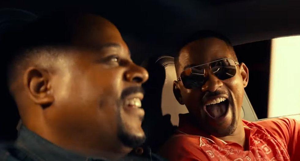 Bad Boys For Life: una scena con Will Smith, Martin Lawrence