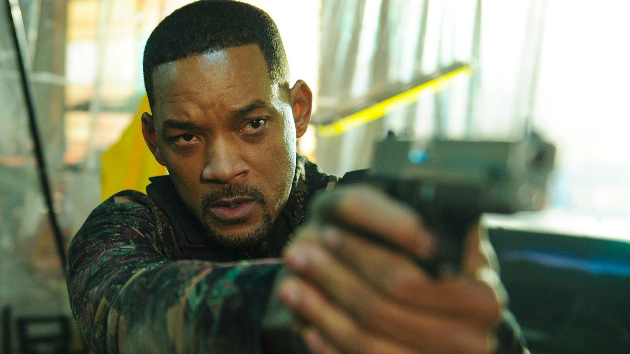 Bad Boys For Life: Will Smith in una scena del film