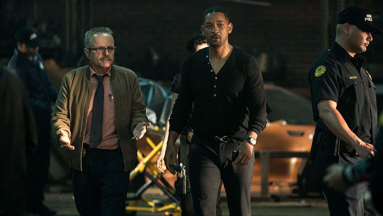 Bad Boys For Life: Will Smith e Joe Pantoliano in una scena del film
