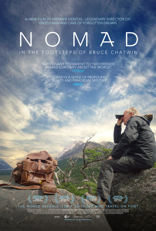 Locandina di Nomad: In the Footsteps of Bruce Chatwin