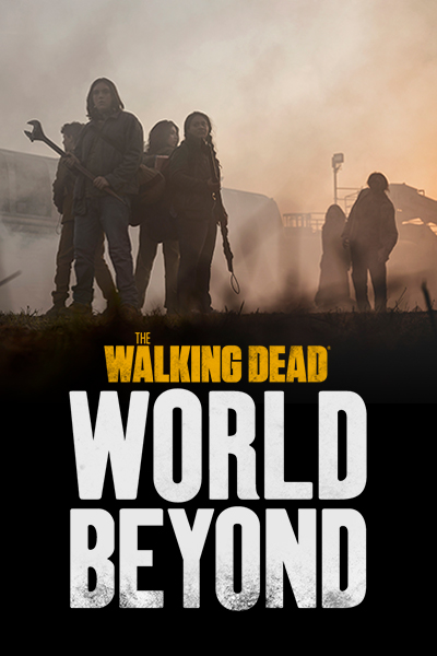 Locandina di The Walking Dead: World Beyond