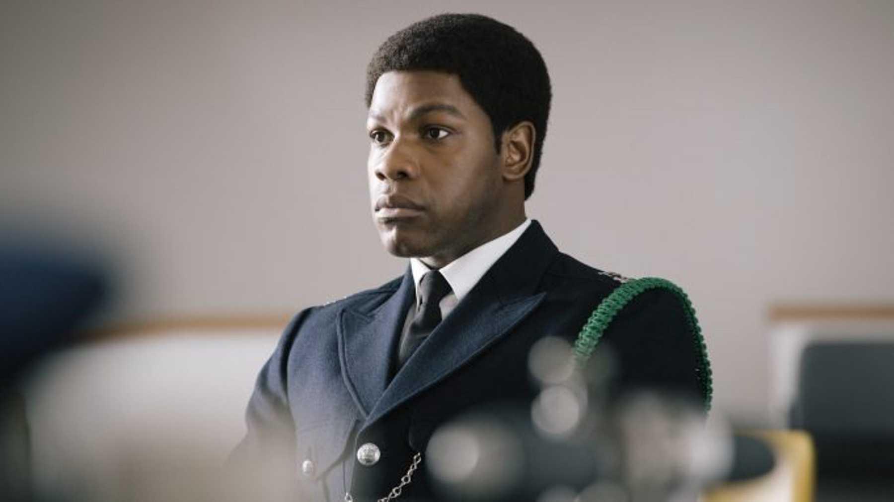 Small Axe: John Boyega nella prima foto della miniserie
