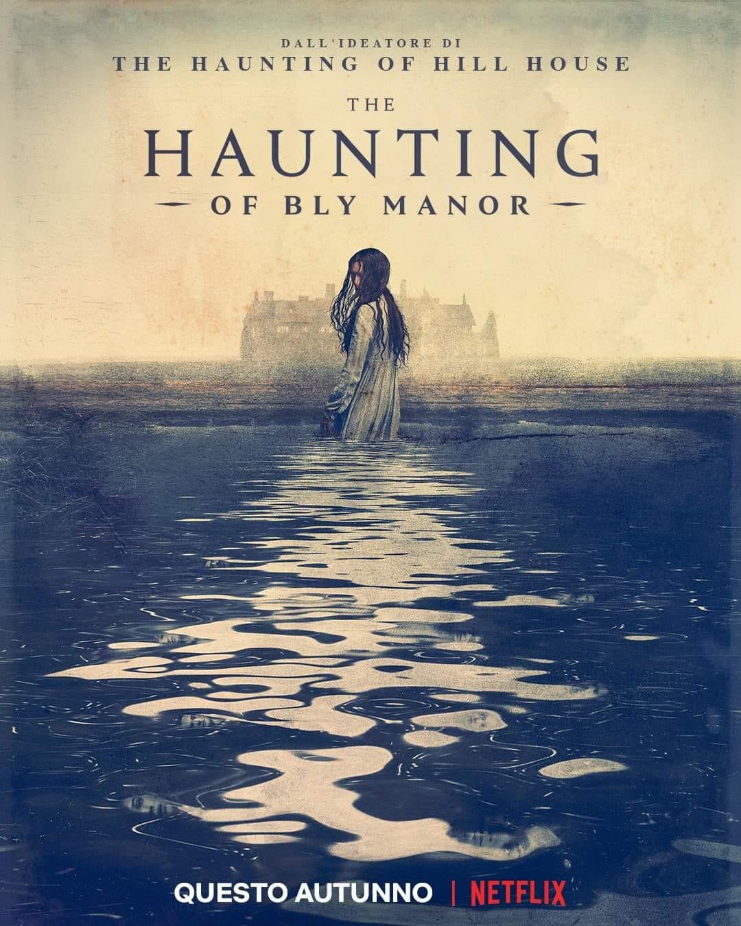 Locandina di The Haunting of Bly Manor