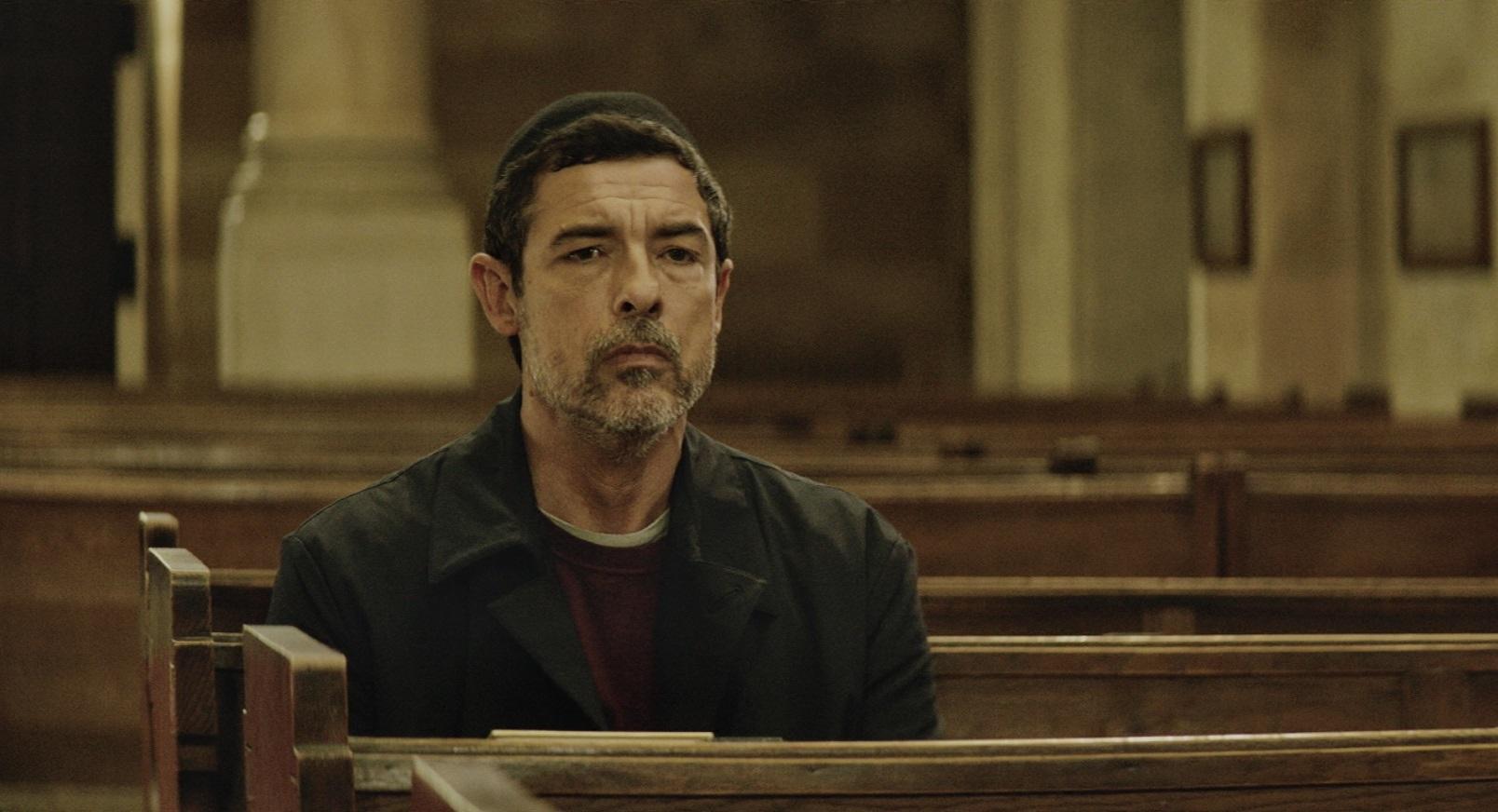 Non odiare: una scena del film con Alessandro Gassman