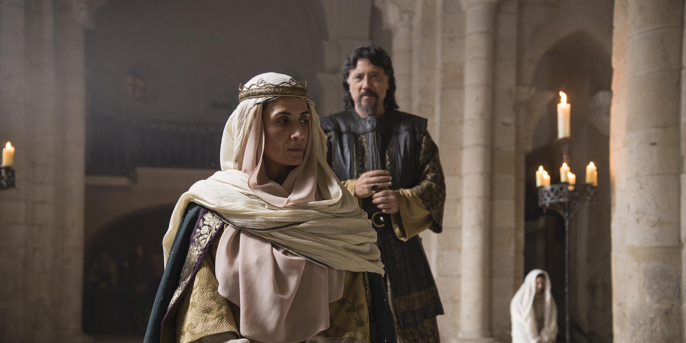 El Cid: una foto di scena