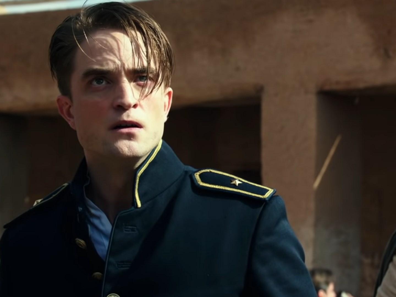 Waiting for the Barbarians: Robert Pattinson in una scena