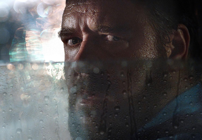 Il giorno sbagliato: Russell Crowe in un'immagine del film