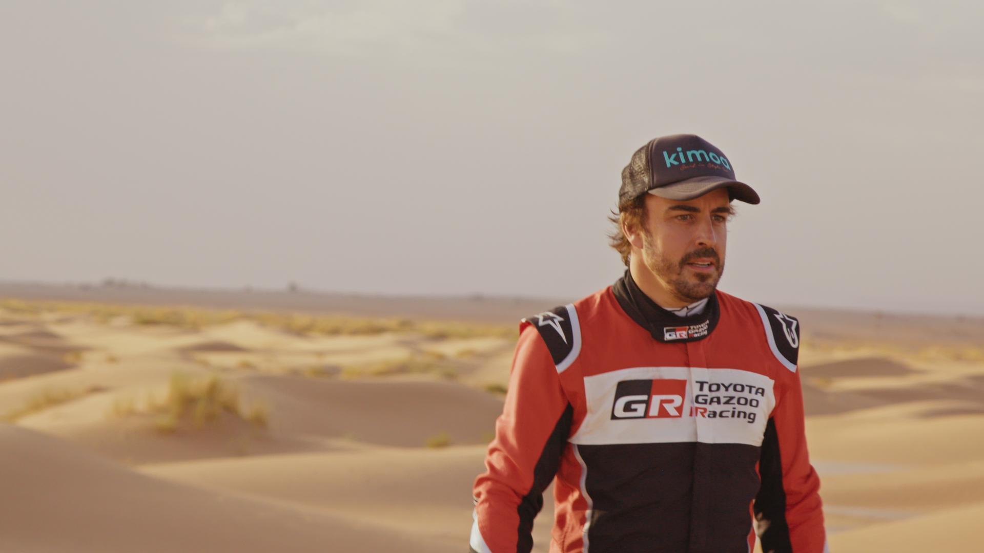 Fernando: una foto di scena