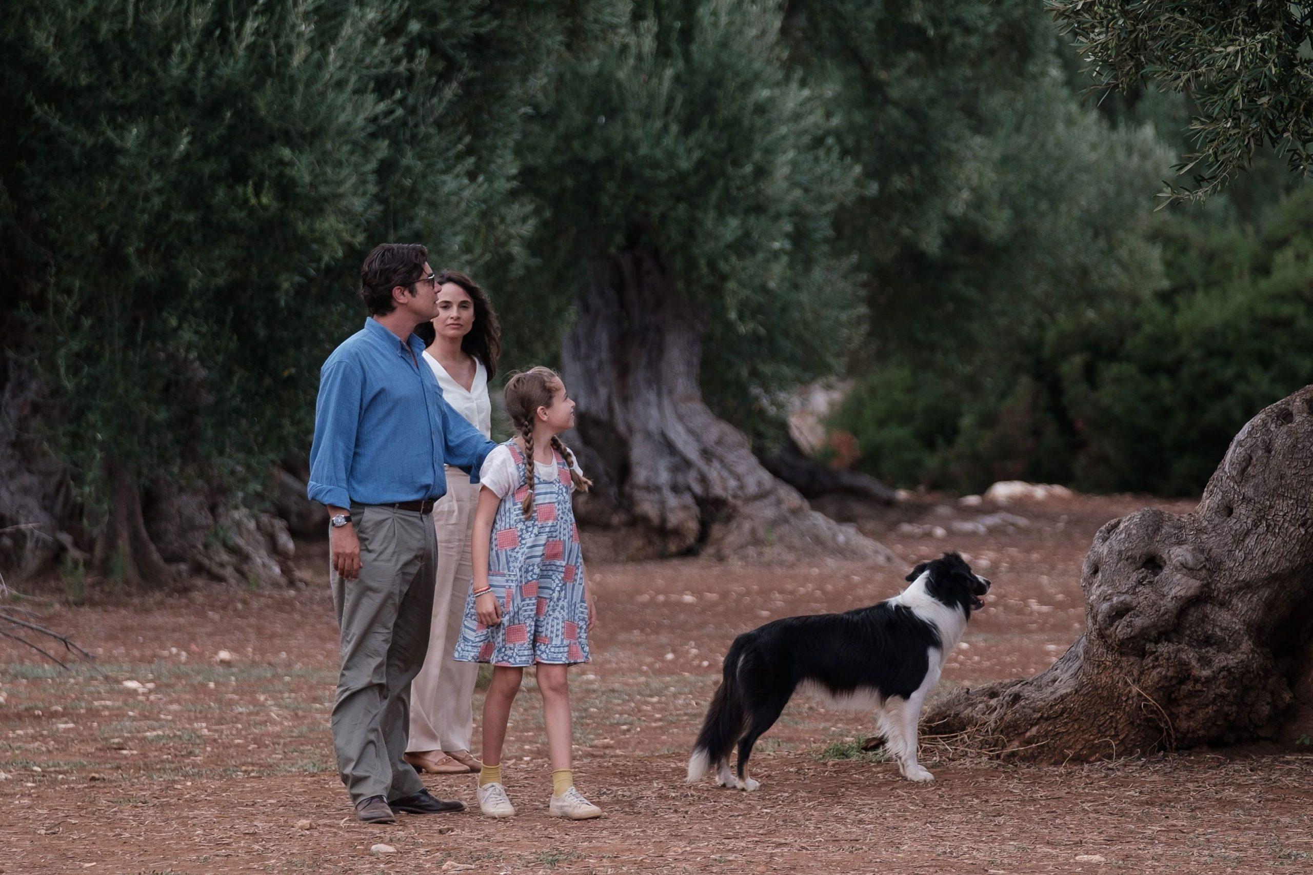 Il legame: Riccardo Scamarcio in una scena del film