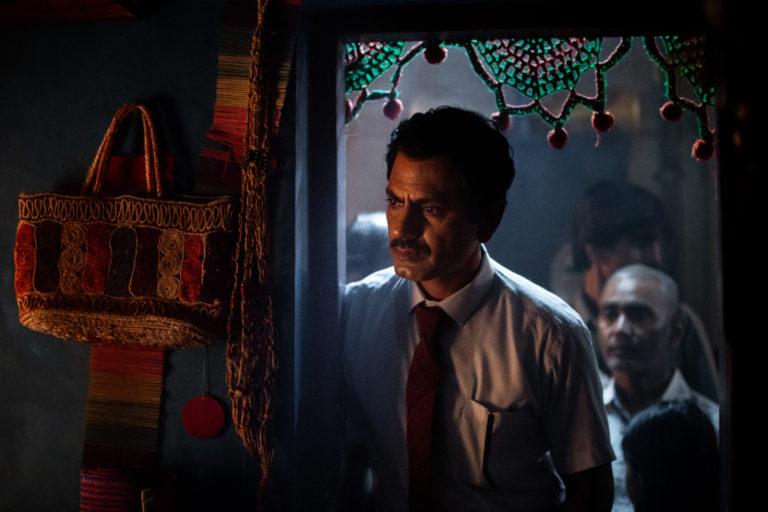 Serious Men: una foto del film