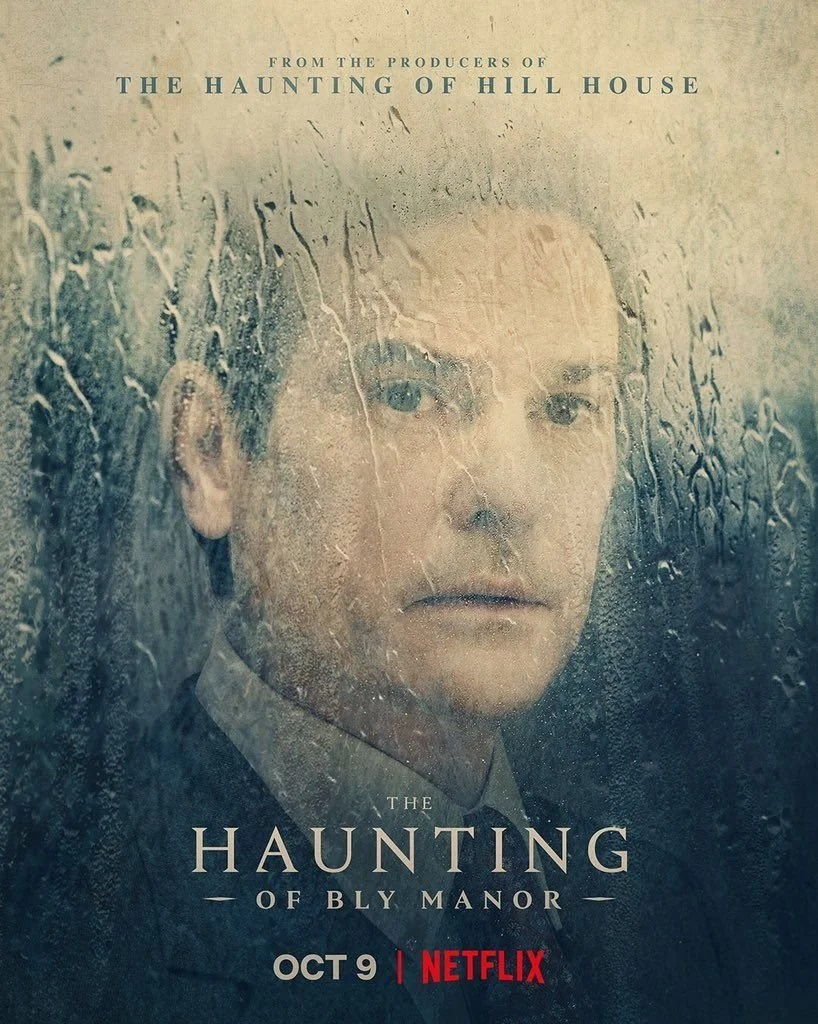The Haunting of Bly Manor: il character poster di Henry Thomas