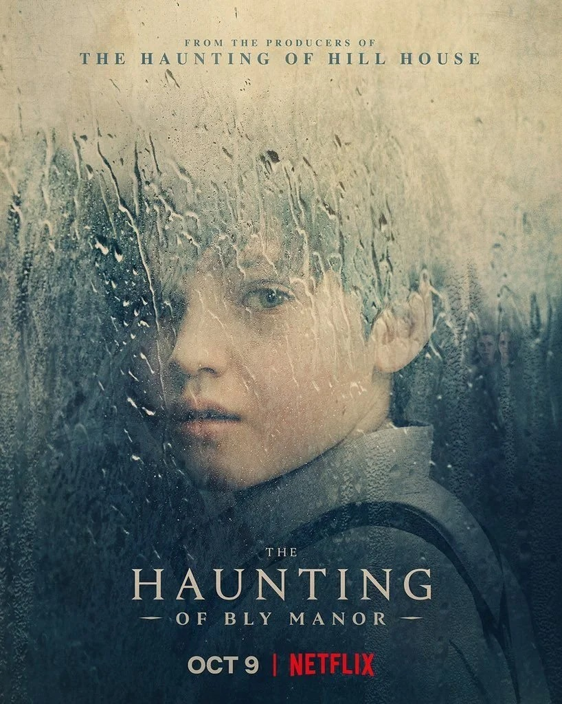 The Haunting of Bly Manor: il character poster Benjamin Evan Ainsworth