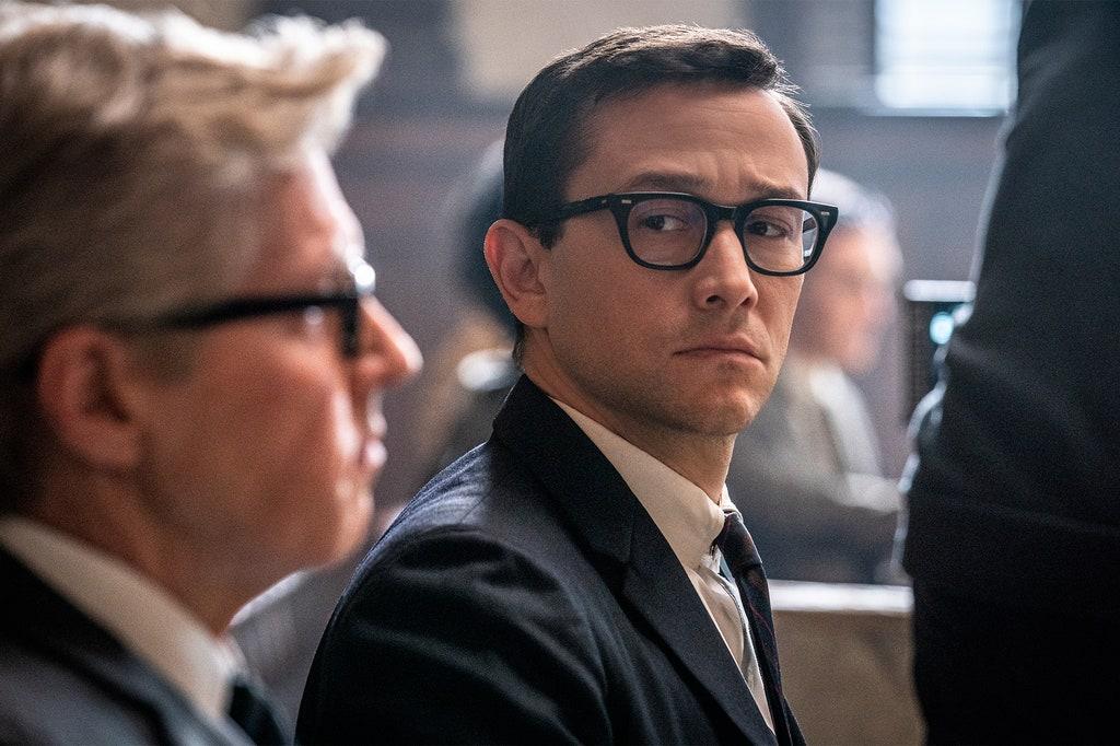 Il processo ai Chicago 7: Joseph Gordon-Levitt in una scena del film