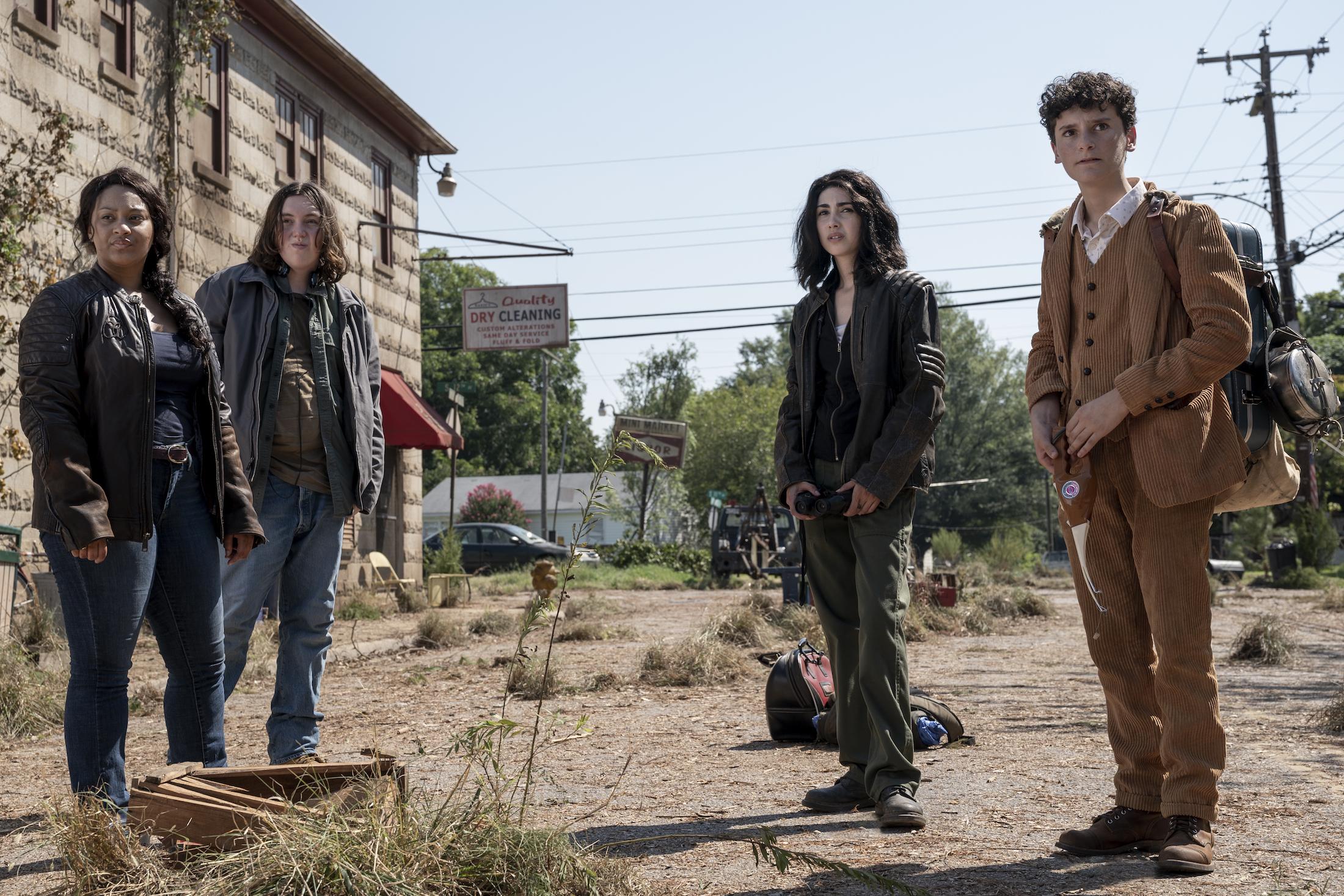 The Walking Dead - World Beyond: un momento dello spin-off della serie