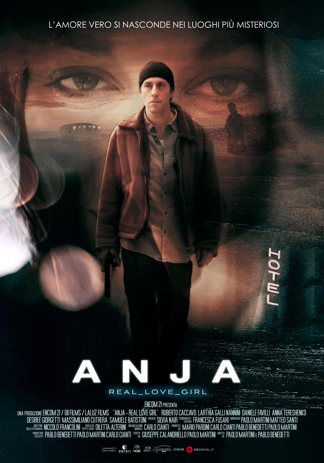 Locandina di Anja - Real_Love_Girl