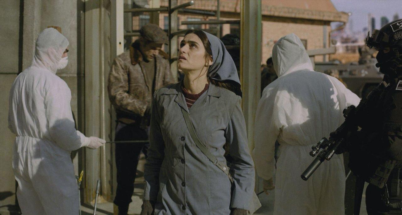 La barriera: una scena tratta dalla serie Netflix