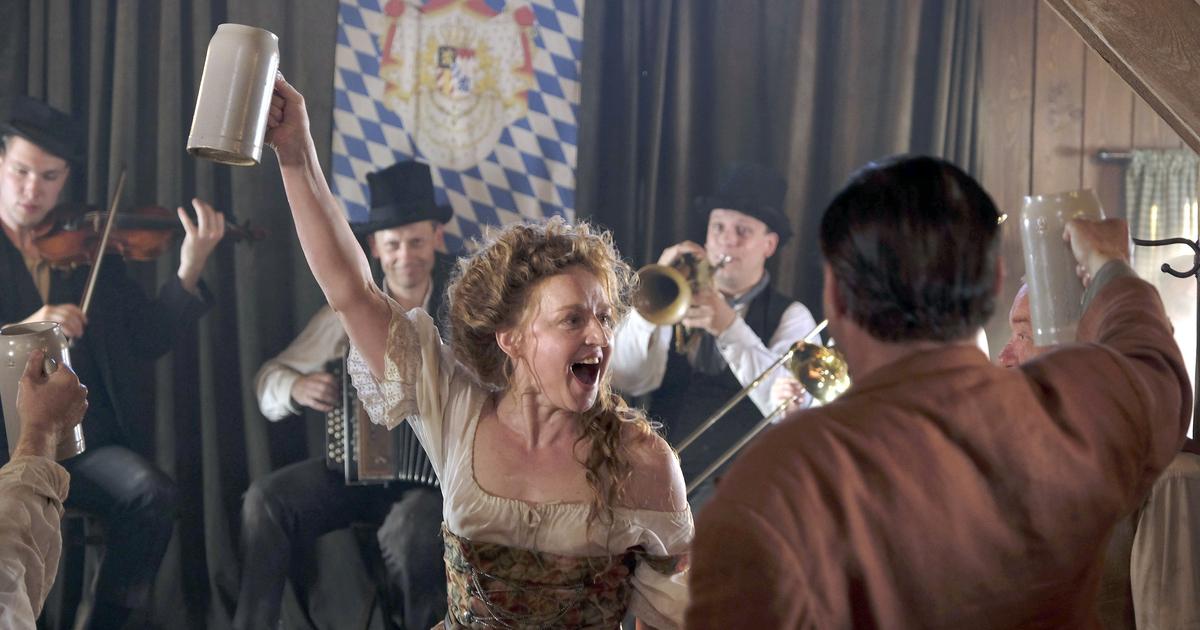 Oktoberfest: birra e sangue - una foto di scena