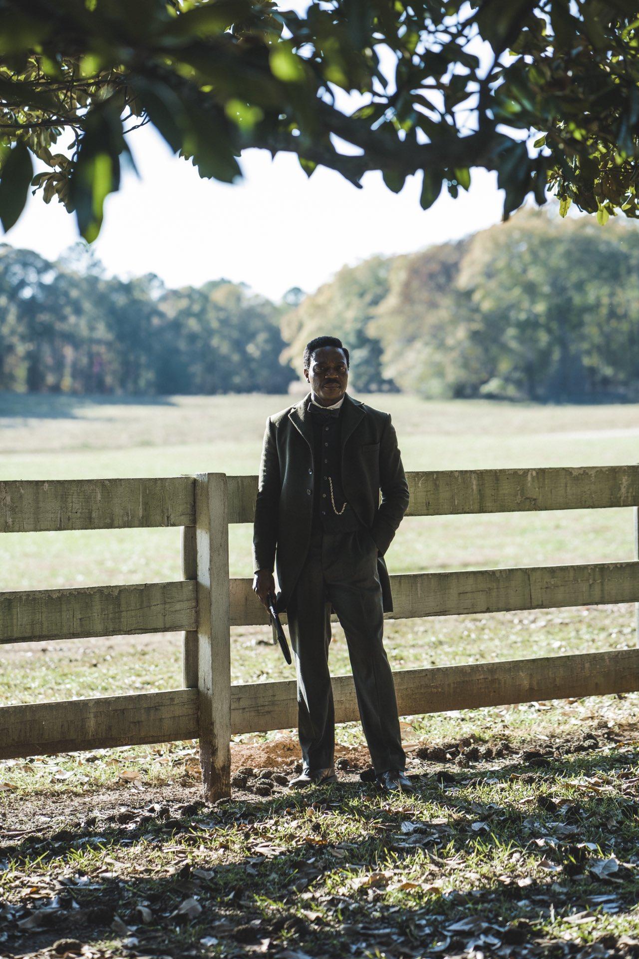 The Underground Railroad: un'immagine di Lucius Baston