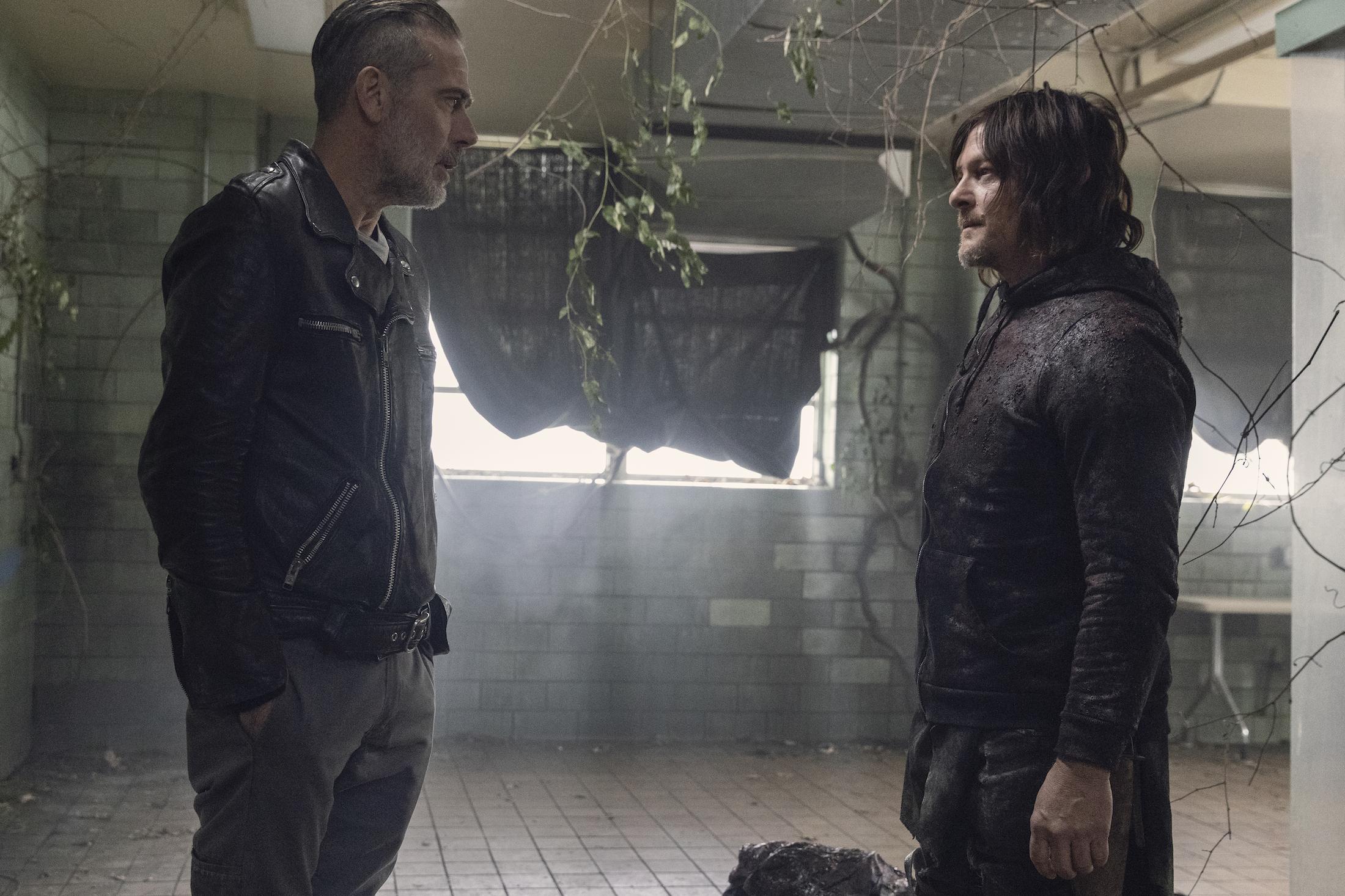 The Walking Dead 10: Daryl e Negan