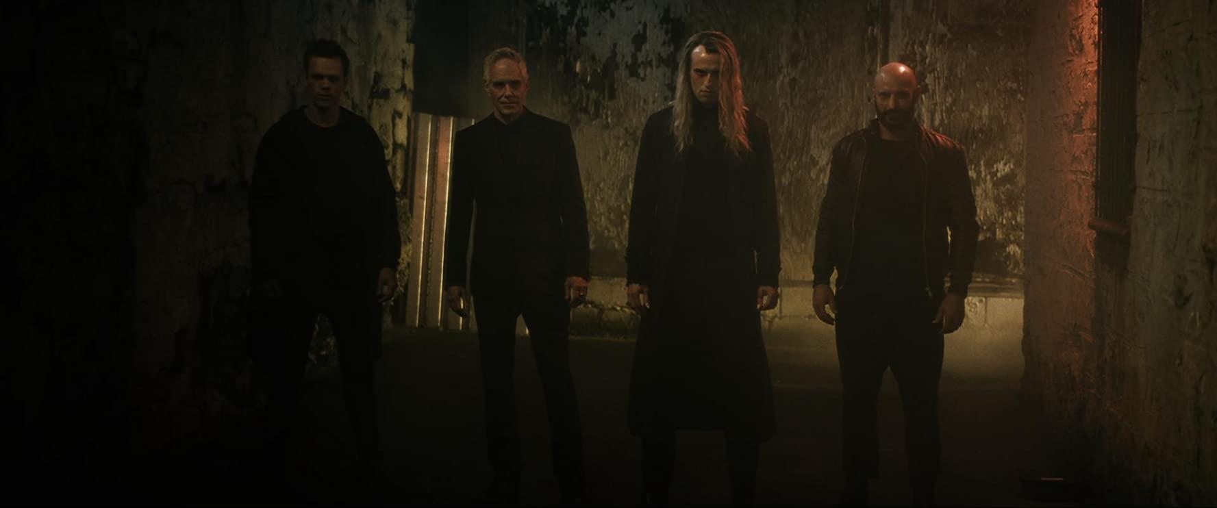 Vampires Vs. The Bronx: una scena del film