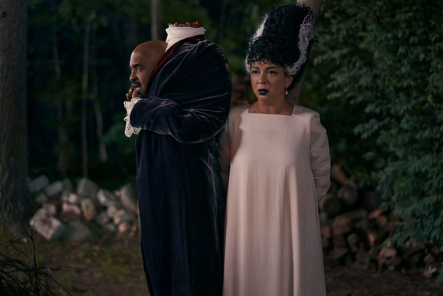 Hubie Halloween: una scena con Tim Meadows e Maya Rudolph