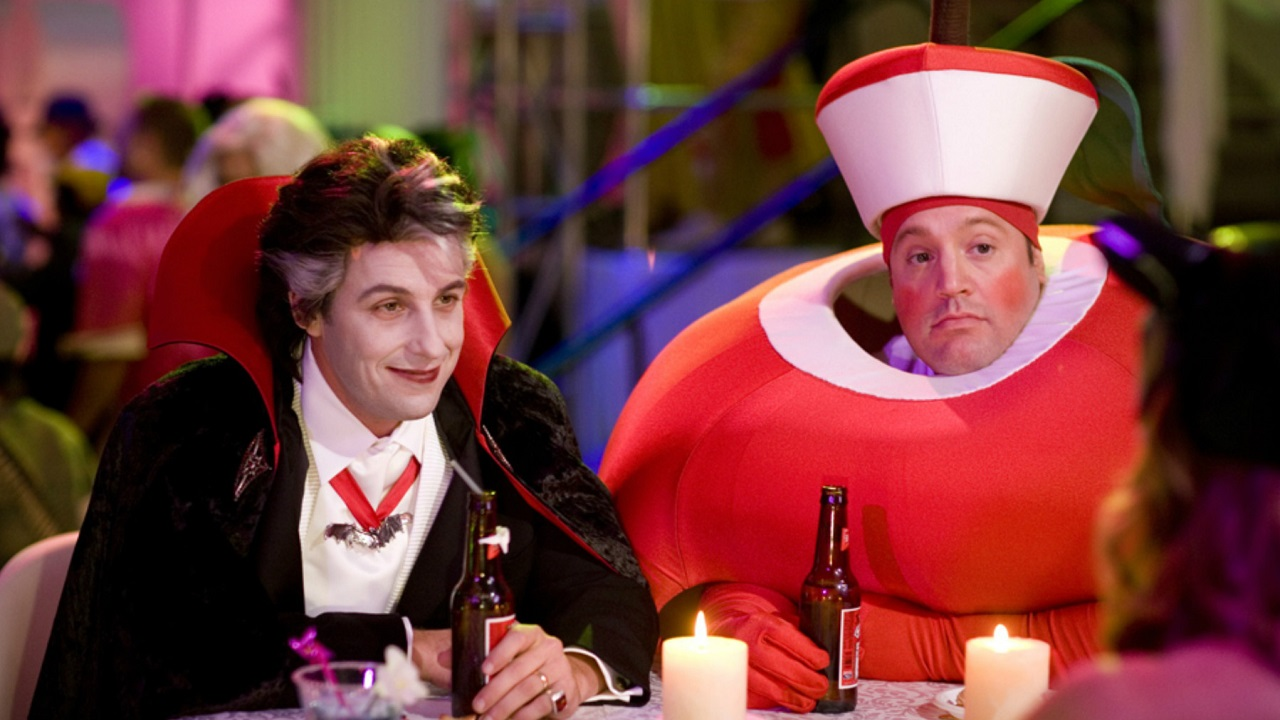 Hubie Halloween: una scena del film