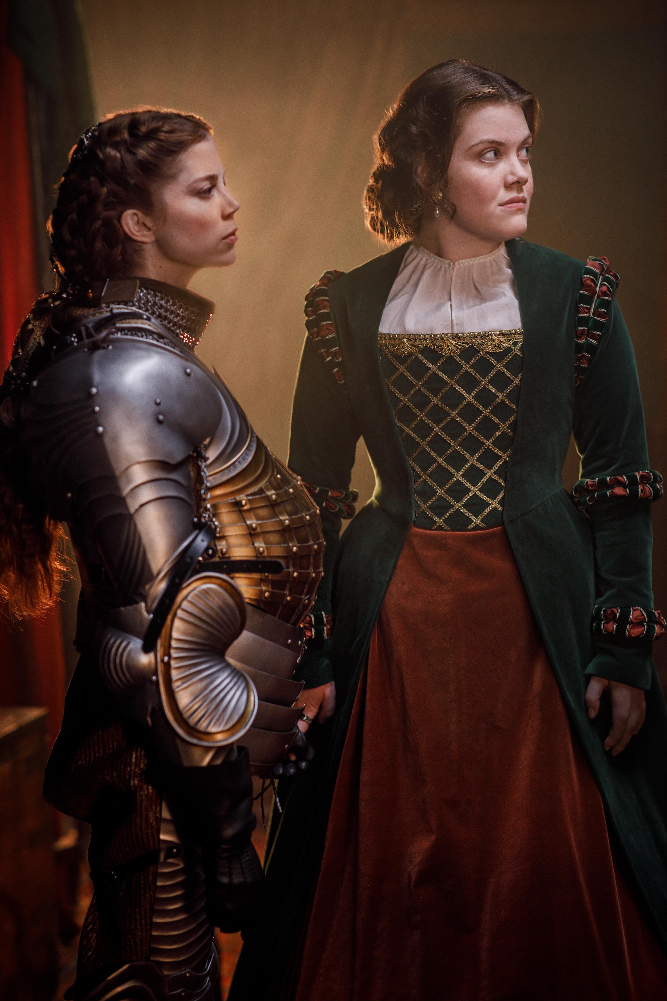 Spanish Princess 2: un'immagine della serie