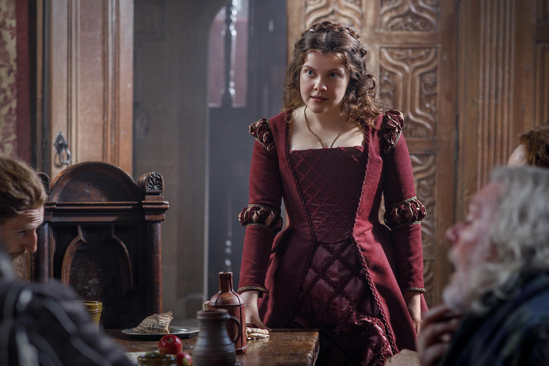 Spanish Princess 2: una scena tratta dalla serie