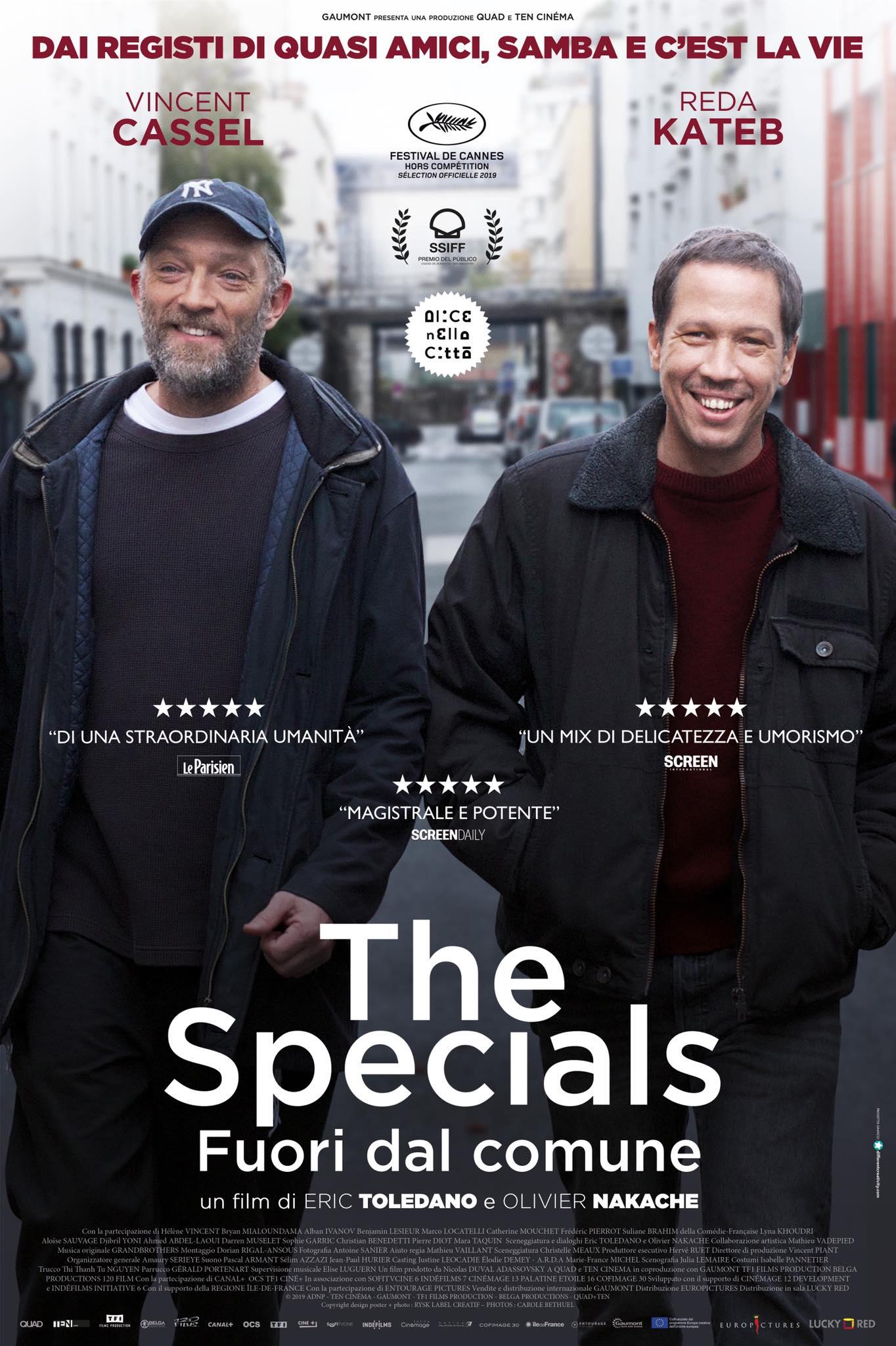 The Specials: manifesto italiano del film