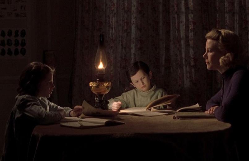 The Others: una scena del film