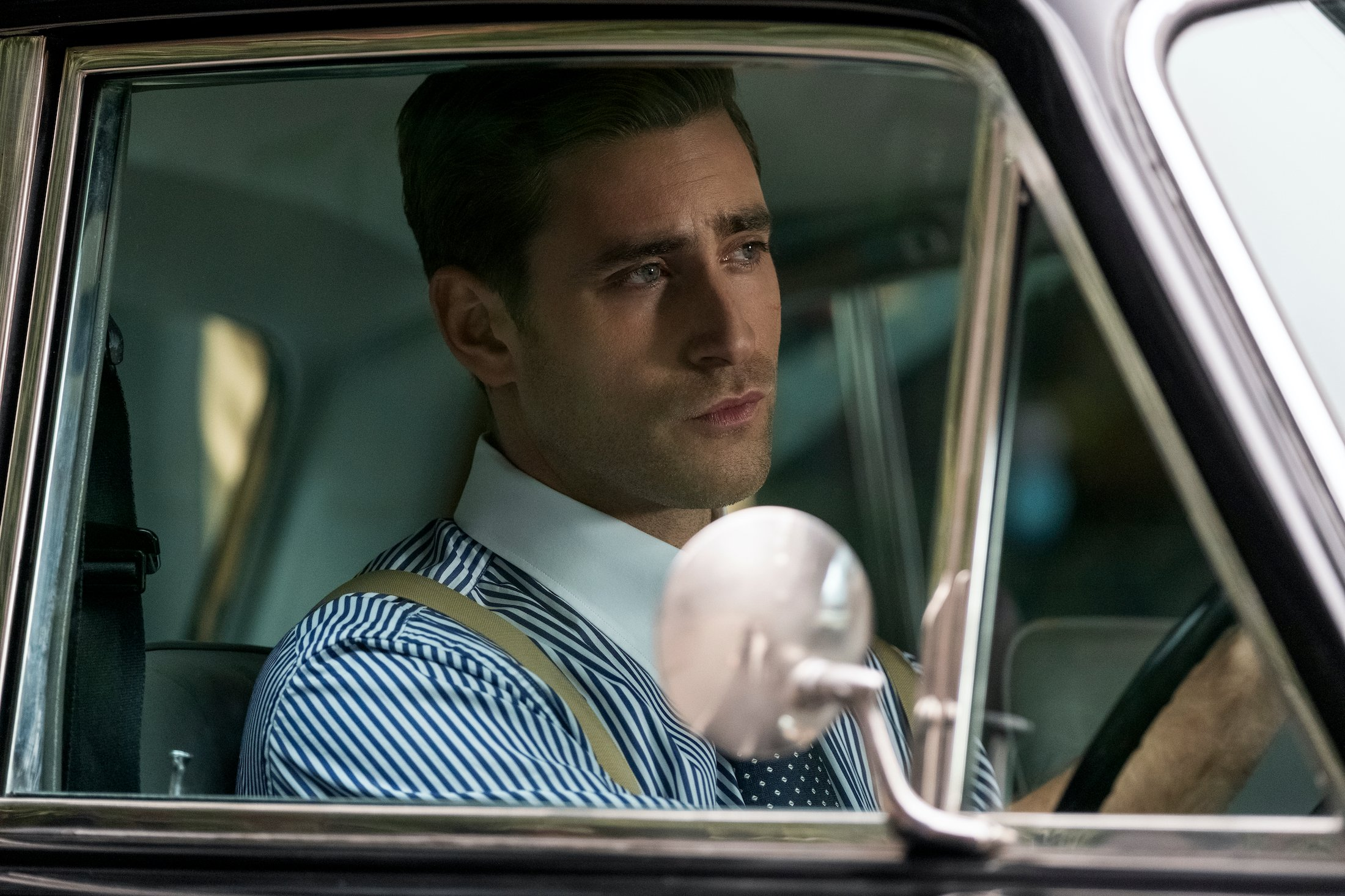 The Haunting of Bly Manor: Oliver Jackson-Cohen nella serie Netflix