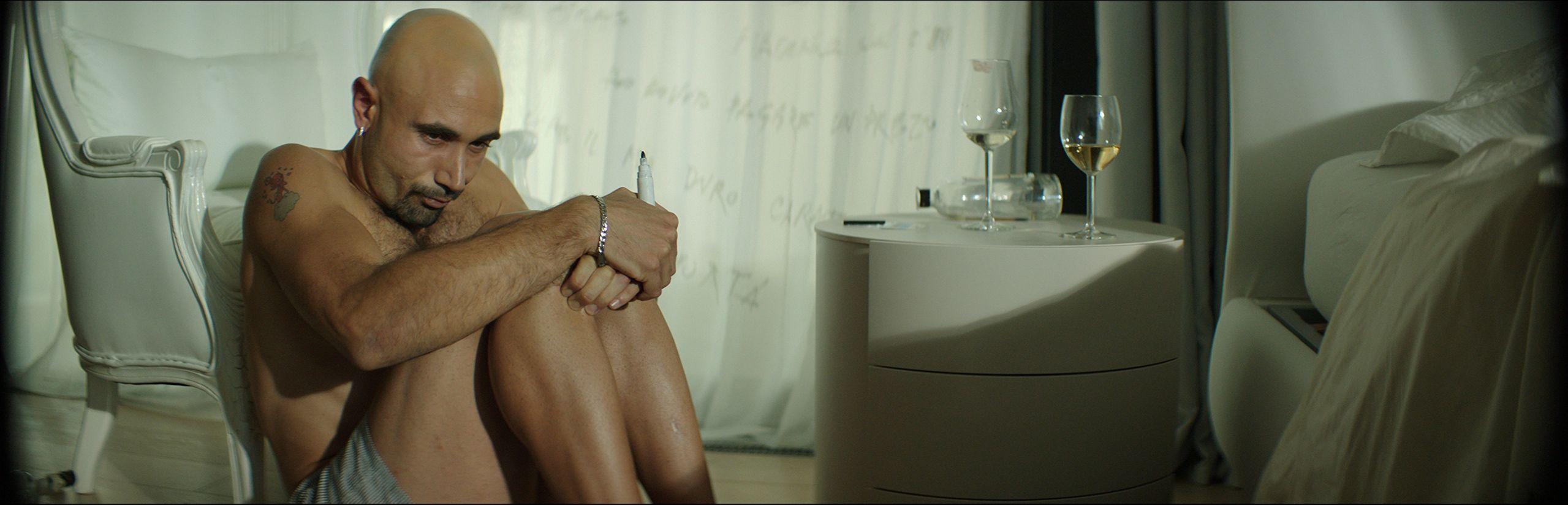 Il caso Pantani - L'omicidio di un campione: un'immagine del film