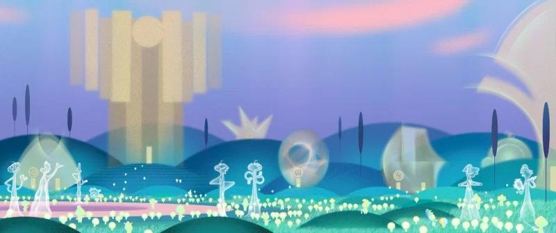 Soul: un'immagine del progetto prodotto da Pixar